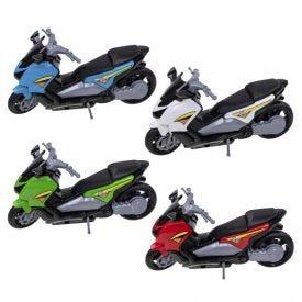 Moto Scott  Bs Toys Sortido - 488