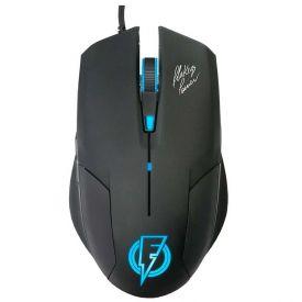 Mouse Gamer Flakes Power Stream Elg Flkm002 - Preto