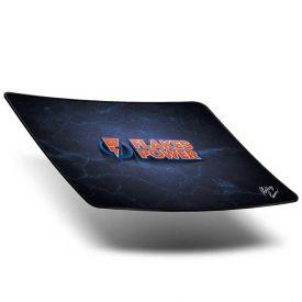 Mousepad Gamer Flakes Power Speed Elg Flkmp001 - Preto