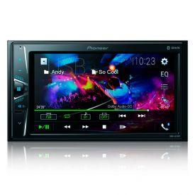 Multimídia Receiver com Bluetooth DMH-G228BT Pioneer - 2 DIN