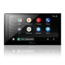 Multimídia Receiver Dmh-Z5380tv Com Tv Digital Pioneer - 2 DIN