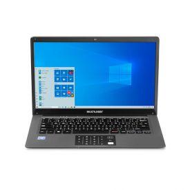 "Notebook 14"" Dc/2Gb De Ram/64Gb/W10/ Multilaser Pc134 - DIVERSOS"