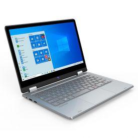 """Notebook Positivo Duo Celeron/4Gb/128Gb De Ssd/Win10 11,6"""" - Cinza"""