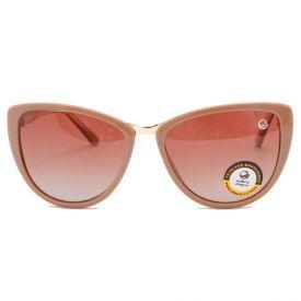 Óculos De Sol Bege Cobra D'água - DIVERSOS