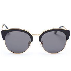 Óculos De Sol Feminino Dourado Ibis Paris  - DIVERSOS