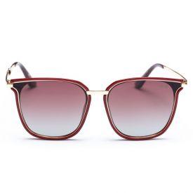 Óculos De Sol Feminino Quadrado Polarizado Ibis  - DIVERSOS