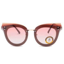 Óculos De Sol Feminino Vinho Cobra D'água - DIVERSOS