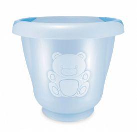 Ofurô para Bebê 17,5 Litros Fofura Majestic Yoyo Baby - Azul