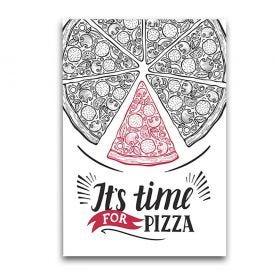 Pano de Copa 45x65cm Felpudo Döhler - Pizza