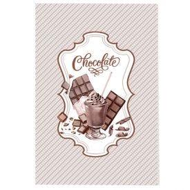 Pano De Copa 45X65cm Felpudo Döhler - Chocolate