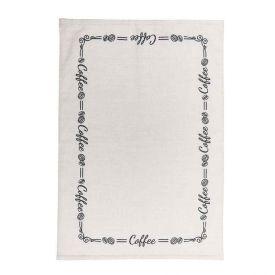 Pano De Copa 45X65cm Felpudo Döhler - Coffee New