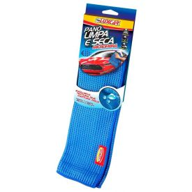 Pano Limpa E Seca Microfibra Luxcar - 2430