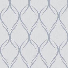 Papel De Parede 9,5M X 53Cm Havan - Milão Cinza PN-10503