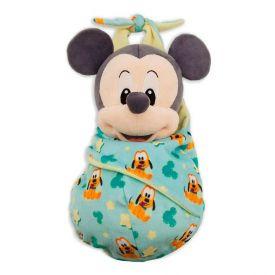Pelúcia Disney Mickey Mouse Baby 27cm Fun - F0003-0