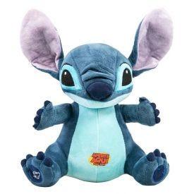 Pelúcia Stitch Com Som Multikids - BR806