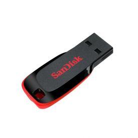 Pen Drive Cruzer Blade 32Gb Sandisk - Preto
