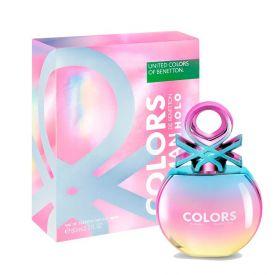 Perfume Colors Holo Benetton - 80ml