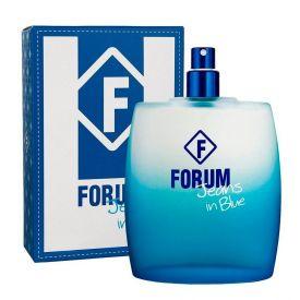 Perfume Deo Colônia Forum Jeans in Blue - 50ml
