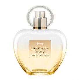 Perfume Her Golden Secret Antonio Banderas - 80ml