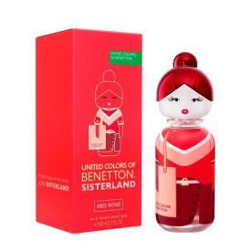 Perfume Sisterland Red Rose Benetton - 80ml