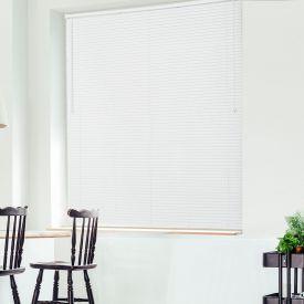 Persiana 1,00x2,20m Para Uso Interno PVC - Branca