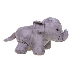 Peso De Porta Havan - Elefante Cinza
