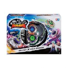 Pião De Batalha E Lançador Infinity Nado Battle Series Candide - 3903