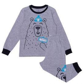 Pijama 1 a 3 anos Hibernate Yoyo Kids Mescla