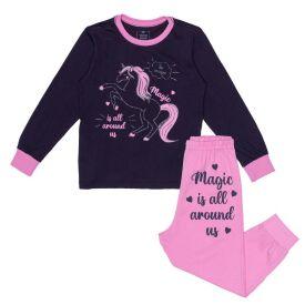 Pijama 1 a 3 anos Magic Yoyo Kids Chumbo