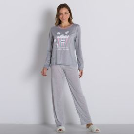 Pijama Happy Moments Holla Mescla
