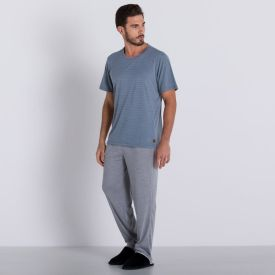 Pijama Listrado Marc Alain Listra