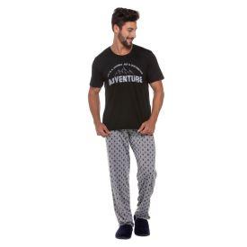 Pijama Meia Estação Adventure Marc Alain
