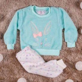 Pijama para Bebê Coelho Yoyo Baby
