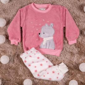 Pijama para Bebê Urso Yoyo Baby