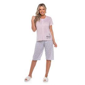 Pijama Real Love Holla Rosa