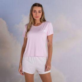 Pijama Viscolycra Sweet Dreams Camila Moretti Rosa Carrara
