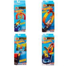Pista De Carrinho Hot Weels Track Builder Fwm85 Mattel - Sortido