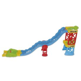 Pista de Corrida Ramp Racer 3 Em 1 Maral - 4157 - Colorido