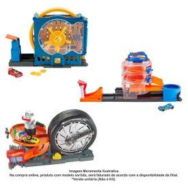 Pista Hot Wheels Conjunto Super Giro Mattel - FNB15