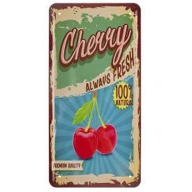 Placa Decorativa 30Cm Havan - Cherry