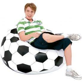 Poltrona Inflável Soccer Chair Master Beach - JL030391N