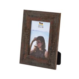 Porta Retrato 10X15cm Bw Quadros  - Patinado
