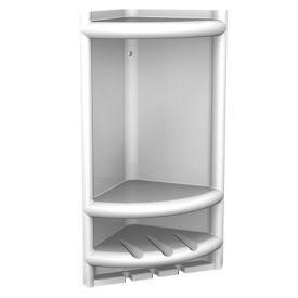 Porta Shampoo 600 Bellart Durin - Branco