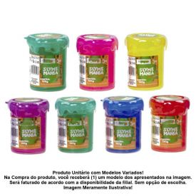 Pote De Geleia Slime Mania Havan - HBR0044