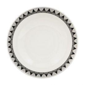 Prato Fundo Biona New Manhattan 20,5Cm - Cerâmica