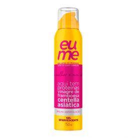 Pré Shampoo Gel Efervescente Brilho Antipoluição Eume - 150ml