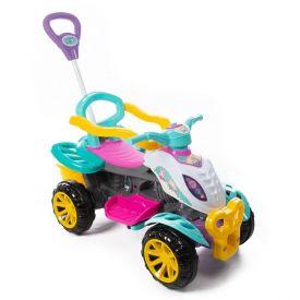 Quadriciclo Infantil Menina Maral - 3111