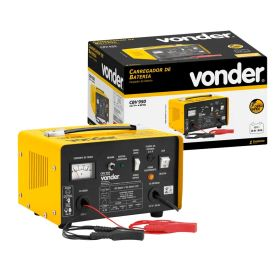 Carregador de Bateria CBV950 Vonder