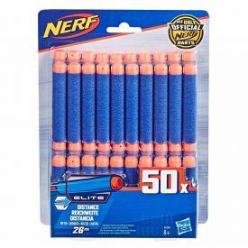 Refil De Dardos Hasbro Nerf Elite 50 Peças - E6104
