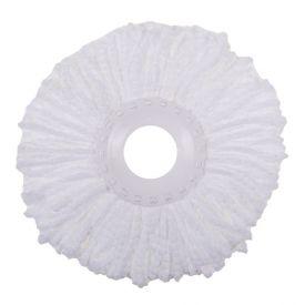 Refil Para Mop Premuim Spin 36Cm Master Clean - Branco